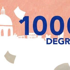 1000 degrès