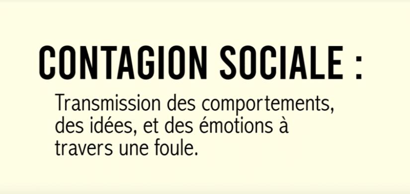 contagion sociale