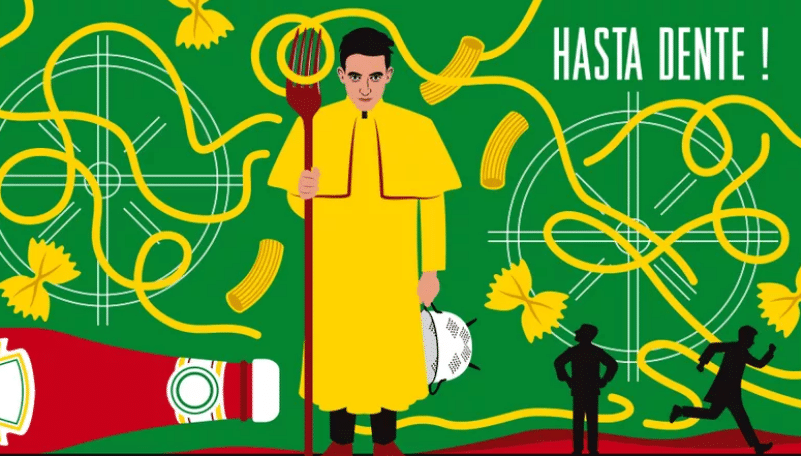 Hasta Dente !• Crédits : Séverin Millet