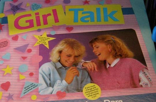 Linguisticae girl talk