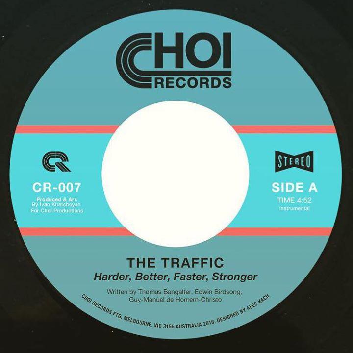 the traffic