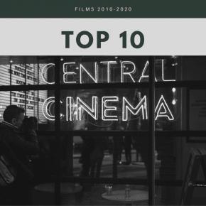 cinema top 10 années 2010
