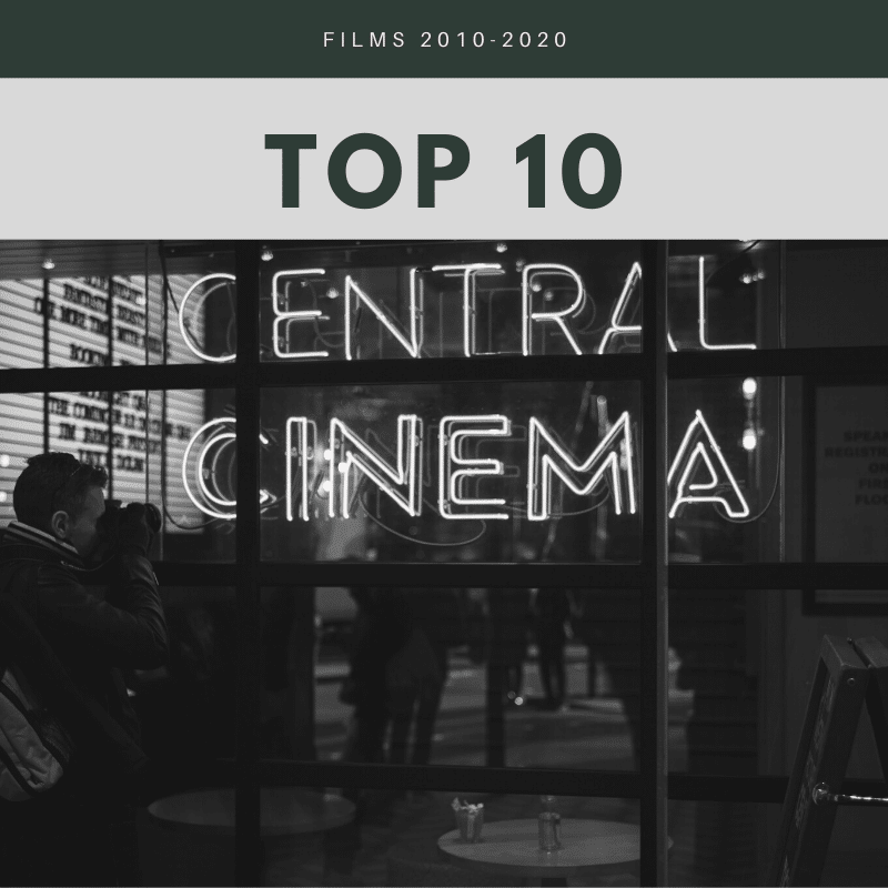 cinema top 10 2020