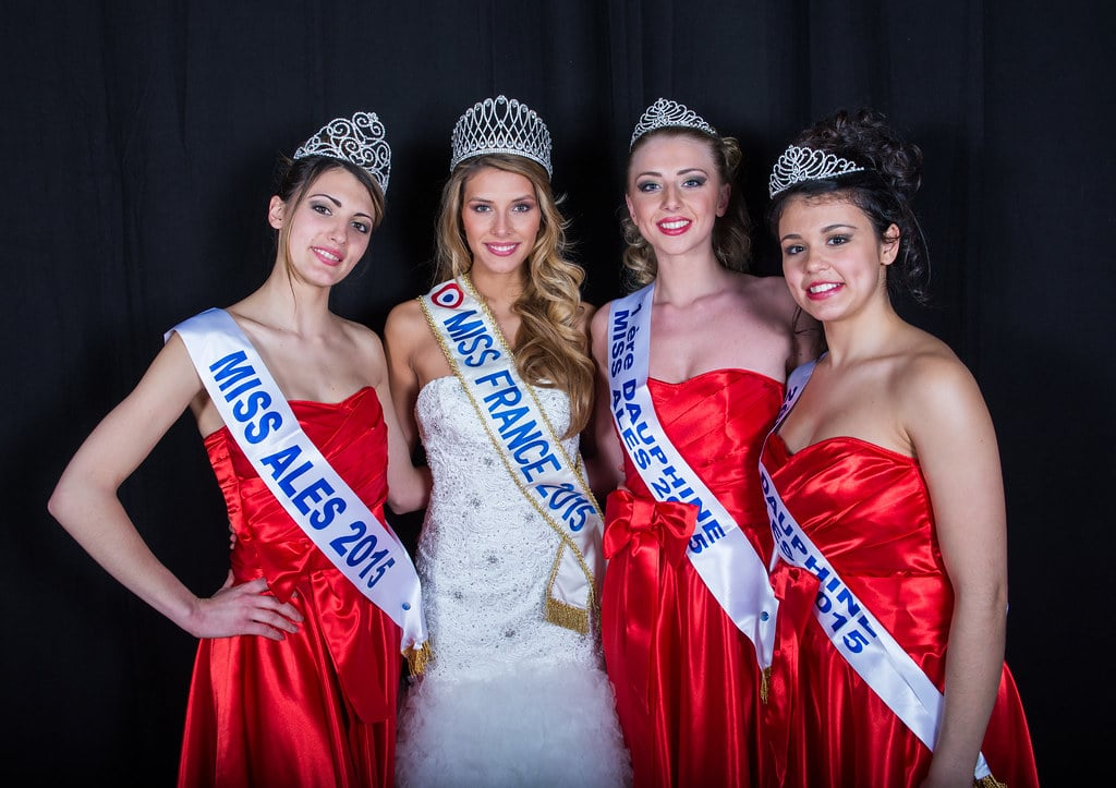 Election Miss France 2015