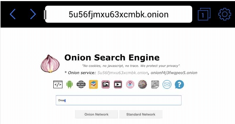 onion darknert