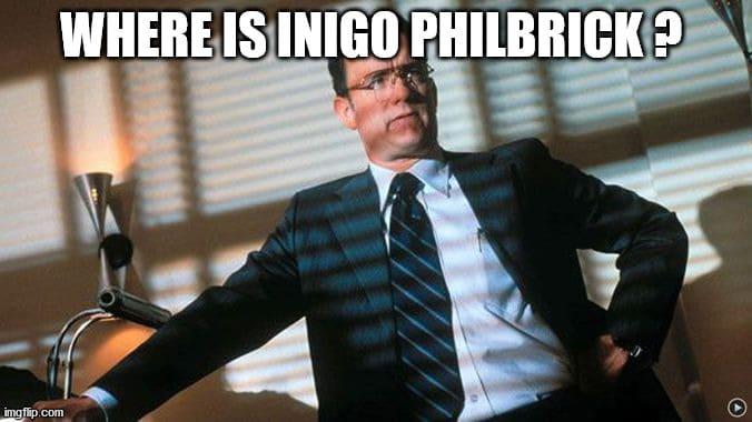 Inigo Philbrick