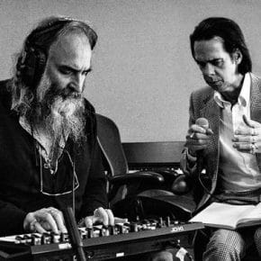 Nick Cave et Warren Ellis