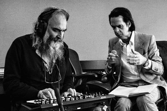 Nick Cave et Warren Ellis