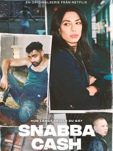 Affiche de Snabba Cash