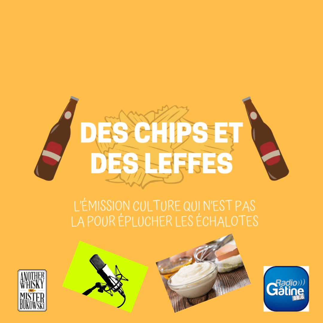 Des chips et des leffes S02E08 Plotcast et Mayonnaise