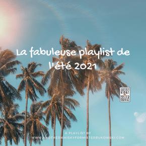 playlist de juillet 2021