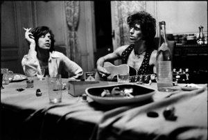 Jagger et Richards au travail