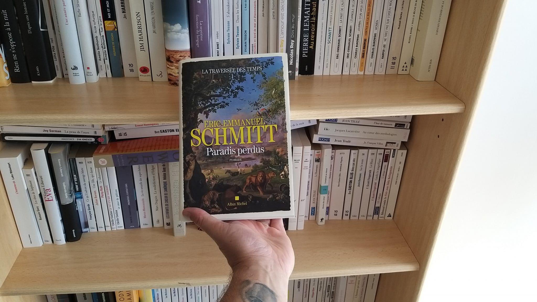 """EE Schmitt """"Paradis Perdus"""""""