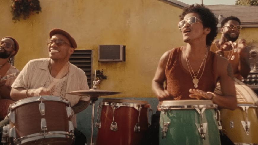 Bruno Mars et Anderson .Paak
